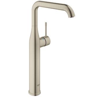 Grohe 23538ENA – Single Hole Single-Handle Deck Mount Vessel Sink Faucet 4.5 L/min (1.2 gpm)
