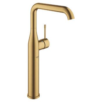 Grohe 23538GNA – Single Hole Single-Handle Deck Mount Vessel Sink Faucet 4.5 L/min (1.2 gpm)