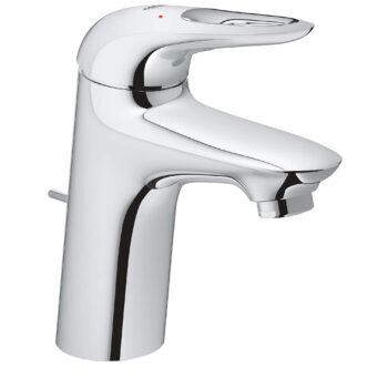 Grohe 23577003 – Single Hole Single-Handle S-Size Bathroom Faucet 4.5 L/min (1.2 gpm)