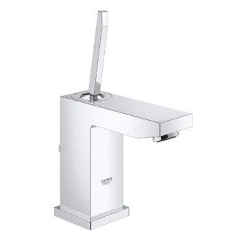 Grohe 23655000 – Single Hole Single-Handle S-Size Bathroom Faucet 4.5 L/min (1.2 gpm)