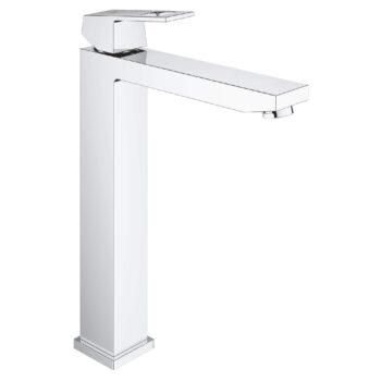 Grohe 23671000 – Single Hole Single-Handle Deck Mount Vessel Sink Faucet 4.5 L/min (1.2 gpm)