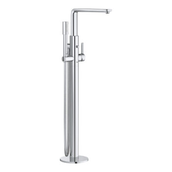 Grohe 23792001 – Single-Handle Freestanding Tub Faucet with 6.6 L/min (1.75 gpm) Hand Shower