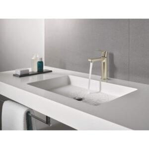 Grohe 23794ENA - Single Hole Single-Handle S-Size Bathroom Faucet 4.5 L/min (1.2 gpm)