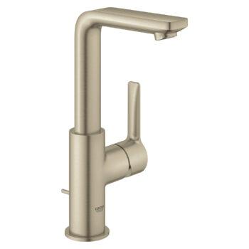 Grohe 23825ENA – Single Hole Single-Handle L-Size Bathroom Faucet 4.5 L/min (1.2 gpm)