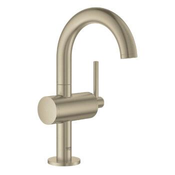 Grohe 23831EN3 – Single Hole Single-Handle M-Size Bathroom Faucet 4.5 L/min (1.2 gpm)
