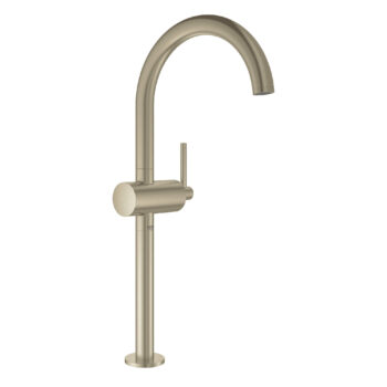 Grohe 23834EN3 – Single Hole Single-Handle Deck Mount Vessel Sink Faucet 4.5 L/min (1.2 gpm)