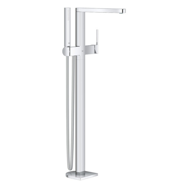 Grohe 23846003 - Single-Handle Freestanding Tub Faucet with 6.6 L/min (1.75 gpm) Hand Shower