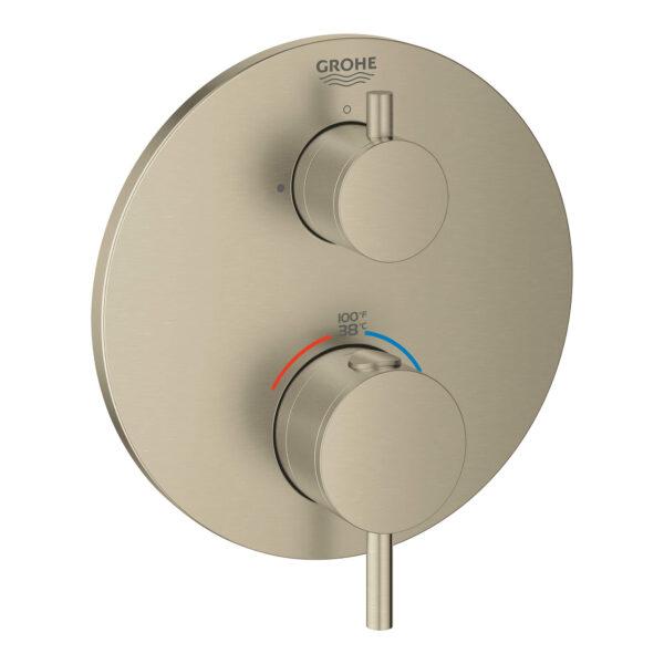 Grohe 24151EN3 - Dual Function 2-Handle Thermostatic Valve Trim