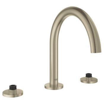 Grohe 25048EN3 – 3-Hole 2-Handle Deck Mount Roman Tub Faucet