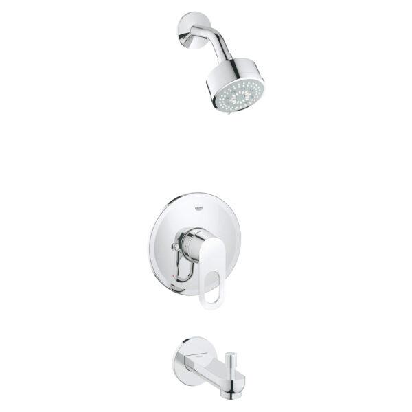 Grohe 26017000 - Pressure Balance Valve Tub/Shower Combo