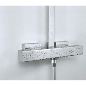 Grohe 26420000 - Thermostatic Shower System