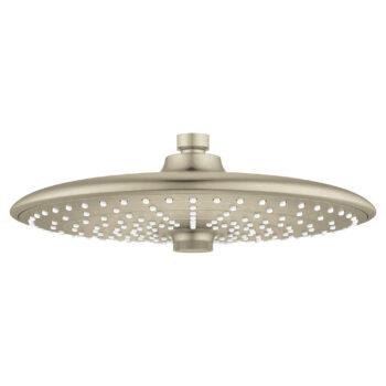 Grohe 26457EN0 – 260 Shower Head, 10″ – 3 Sprays, 9.5 L/min (2.5 gpm)