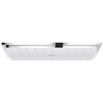 Grohe 26470000 – 230  Shower Head, 9″ – 1 Spray, 6.6 L/min (1.75 gpm)