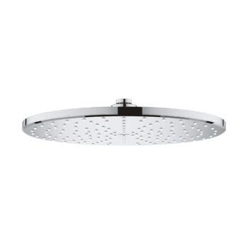 Grohe 26569000 – 310 Mono Shower Head, 12″ – 1 Spray, 6.6 L/min (1.75 gpm)