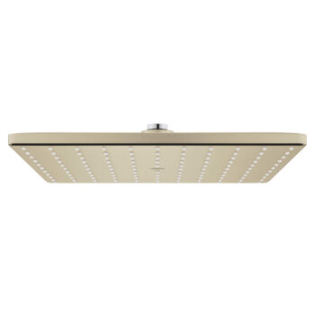 Grohe 26570EN0 – 310 Mono Shower Head, 12″ – 1 Spray, 6.6 L/min (1.75 gpm)