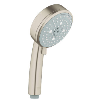 Grohe 27575EN1 – 100 Hand Shower – 4 Sprays, 9.5 L/min (2.5 gpm)