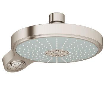 Grohe 27765EN0 – 130 Shower Head, 5″ – 4 Sprays, 9.5 L/min (2.5 gpm)