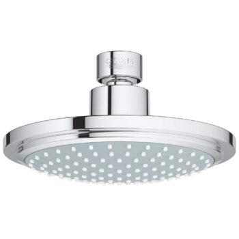 Grohe 28233000 – 160 Shower Head, 6-1/4″ – 1 Spray, 9.5 L/min (2.5 gpm)