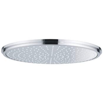 Grohe 28783000 – 400 Jumbo Shower Head, 16″ – 1 Spray, 9.5 L/min (2.5 gpm)