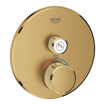 Grohe 29136GN0 – Single Function Thermostatic Valve Trim