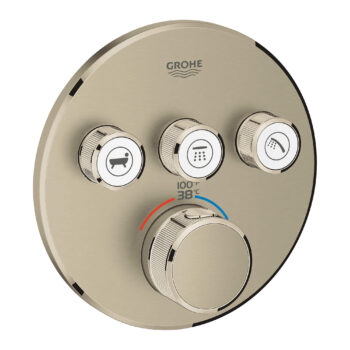 Grohe 29138EN0 – Triple Function Thermostatic Valve Trim