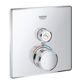 Grohe 29140000 – Single Function Thermostatic Valve Trim
