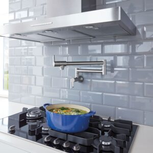 Grohe 31075DC2 - 2-Handle Wall Mount Pot Filler
