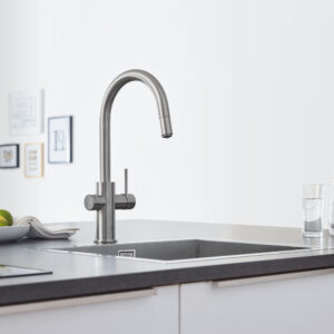 Grohe 31251DC2 - GROHE Blue® Single-Handle Pull Down Kitchen Faucet