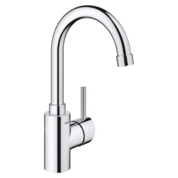 Grohe 31518000 – Single-Handle Pull Down Dual Spray Bar Faucet 6.6 L/min (1.75 gpm)