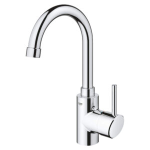 Grohe 31518000 - Single-Handle Pull Down Dual Spray Bar Faucet 6.6 L/min (1.75 gpm)