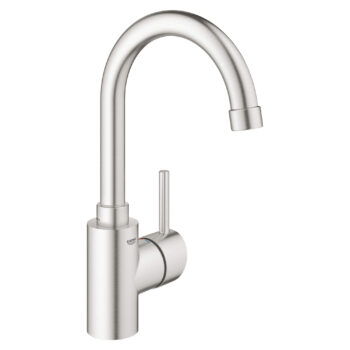 Grohe 31518DC0 – Single-Handle Pull Down Dual Spray Bar Faucet 6.6 L/min (1.75 gpm)