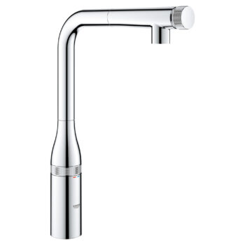 Grohe 31616000 – SmartControl Pull-Out Single Spray Kitchen Faucet 6.6 L/min (1.75 gpm)