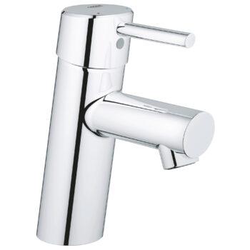 Grohe 3427100A – Single Hole Single-Handle S-Size Bathroom Faucet 4.5 L/min (1.2 gpm)
