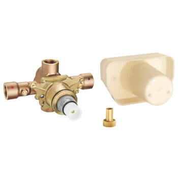 Grohe 34397000 – 3/4″ Thermostatic Rough-In Valve