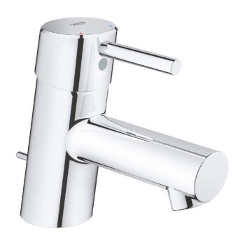 Grohe 34702001 – Single Hole Single-Handle XS-Size Bathroom Faucet 4.5 L/min (1.2 gpm)