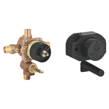 Grohe 35033000 – Pressure Balance Rough-In Valve with Built-in Diverter