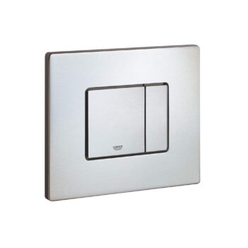 Grohe 38776SD0 – Wall Plate, Stainless Steel