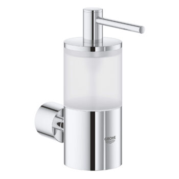 Grohe 40304003 – Holder For Glass, Soap Dish Or Soap Dispenser
