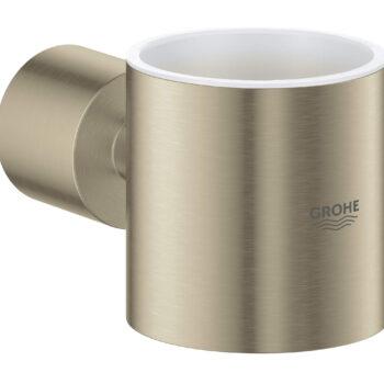Grohe 40304EN3 – Holder For Glass, Soap Dish Or Soap Dispenser