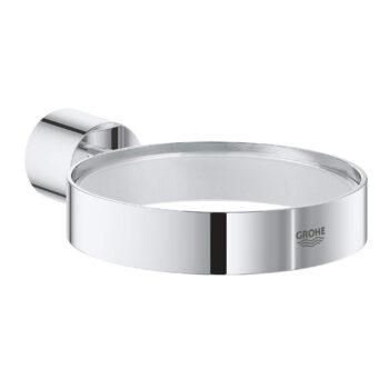 Grohe 40305003 – Holder For Glass, Soap Dish Or Soap Dispenser