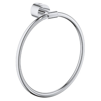 Grohe 40307003 – 8″ Towel Ring