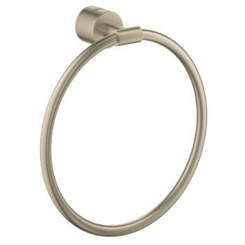 Grohe 40307EN3 – 8″ Towel Ring