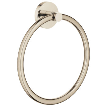 Grohe 40365BE1 – 8″ Towel Ring