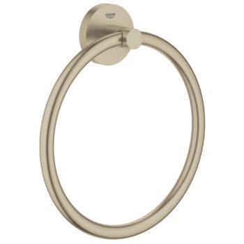 Grohe 40365EN1 – 8″ Towel Ring