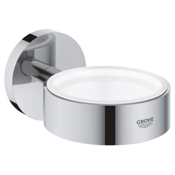 Grohe 40369001 - Holder For Glass, Soap Dish Or Soap Dispenser