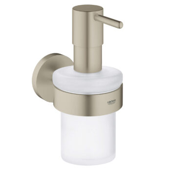 Grohe 40448EN1 – Soap Dispenser with Holder