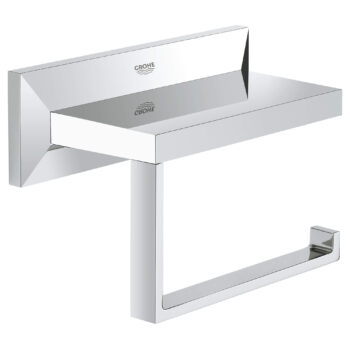 Grohe 40499000 – Paper Holder