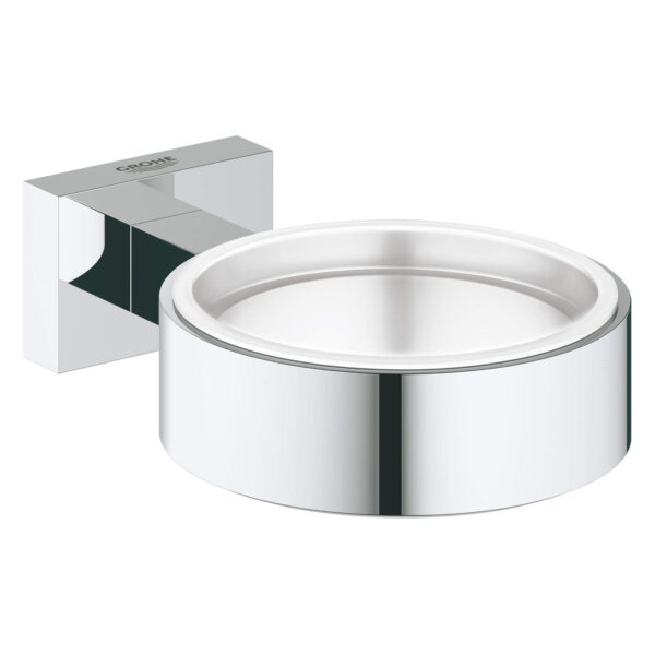 Grohe 40508001 - Holder For Glass, Soap Dish Or Soap Dispenser