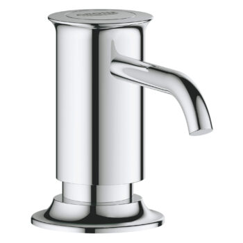 Grohe 40537000 – Authentic Soap Dispenser