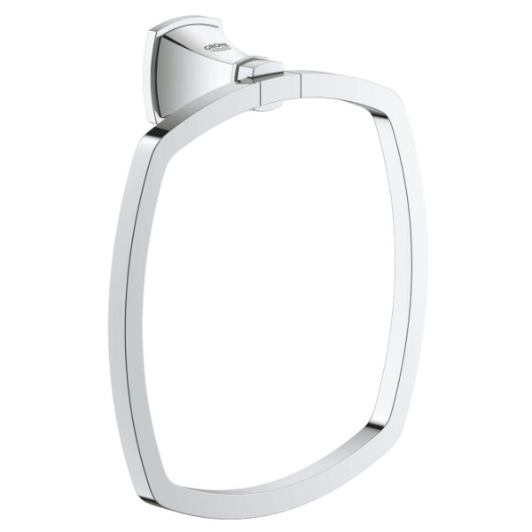 """Grohe 40630000 - 8"""" Towel Ring"""